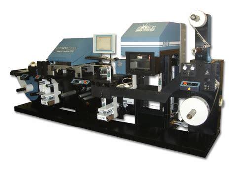Aufkleber Stanzen Maschine by Farbetikettendrucker Seite 2 Etikettendrucker Und