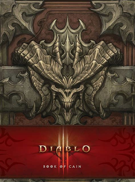 libro diablo iii book of discover the book of cain available now fully localized for europe diablo iii