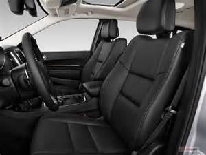 How Many Does A Dodge Durango Seat 2014 Dodge Durango Interior U S News World Report