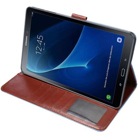 Folio Cover Samsung Tab A 2016 10 1 Spen P585 Smart Samsung samsung galaxy tab a 10 1 2016 t580 t585 folio baby blue