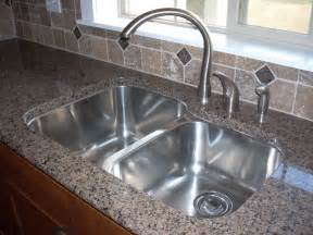 Sink In The Kitchen The Innovation Of Kitchen Sinks Optimum Houses