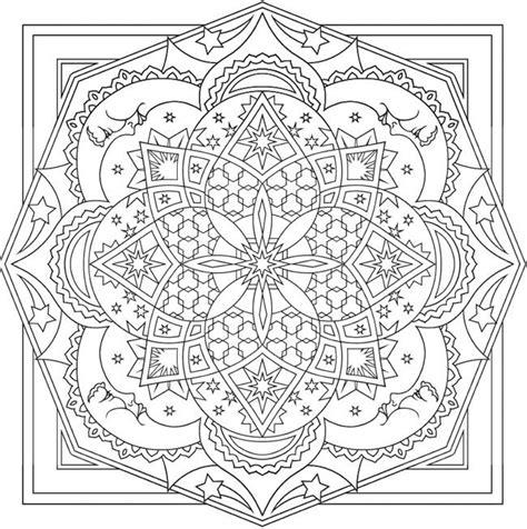 mandala coloring pages michaels 364 best images about mandalas rangoli islamic patterns