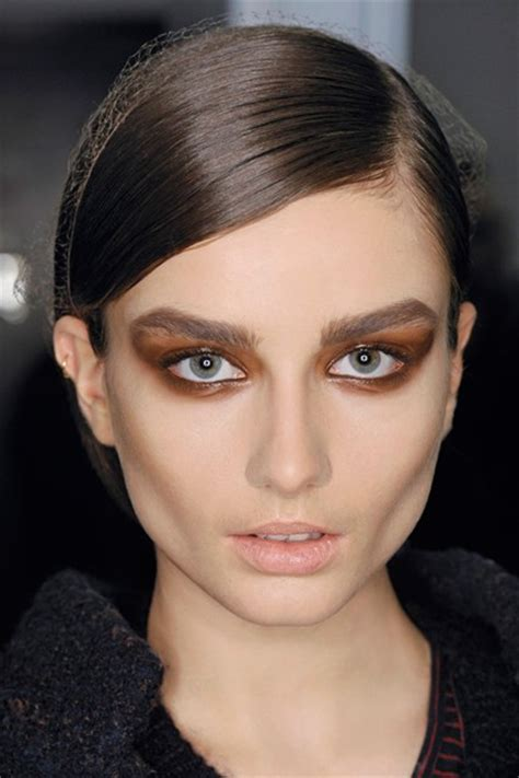 Podcast Look The New Smoky Eye by The New Smoky Eye Autumn Winter 2013 Trend Vogue