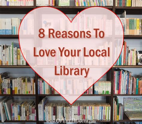 8 Reasons To Be In A Relationship by 8 Reasons To Your Local Library