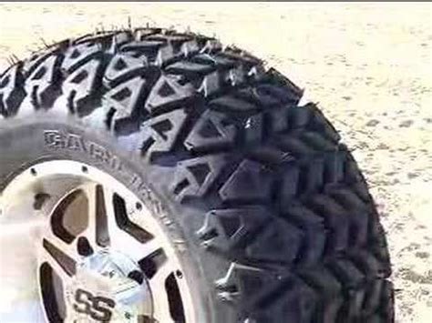 Trail Atv Tires Reviews Atv Television Product Review Carlisle All Trail