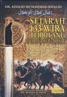 Buku Terjemahan Ar Ruuh Roh buku islamik diskaun sejarah 133 wira terbilang di zaman