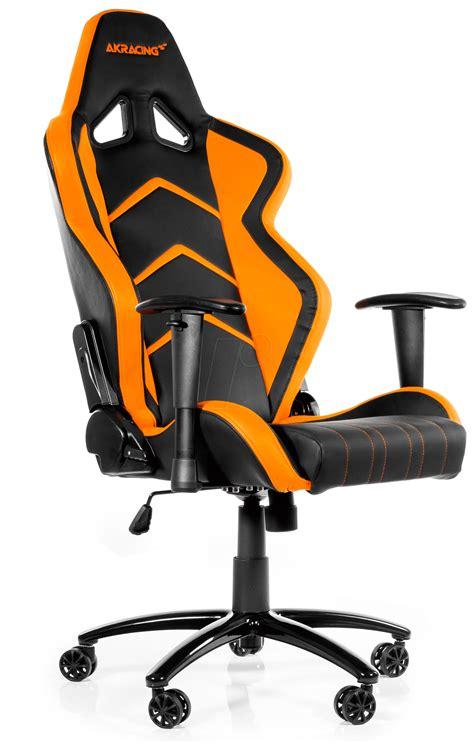 gaming stuhl ak k6014 bo gaming stuhl akracing player schwarz orange