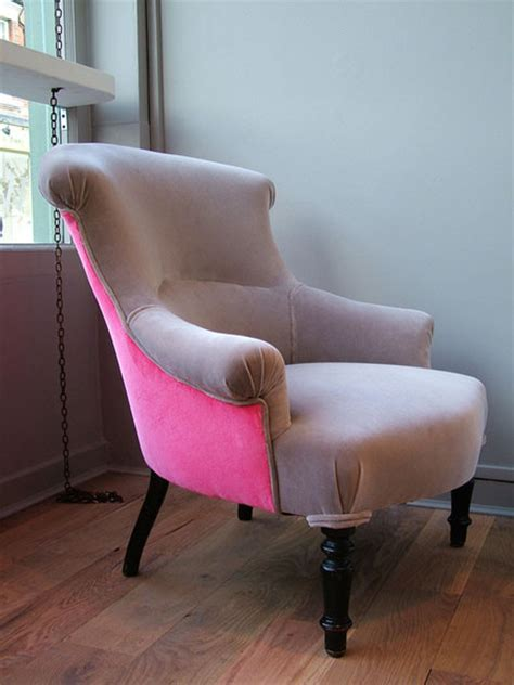 snuggle armchairs objects of design 348 grey pink chair mad about the house