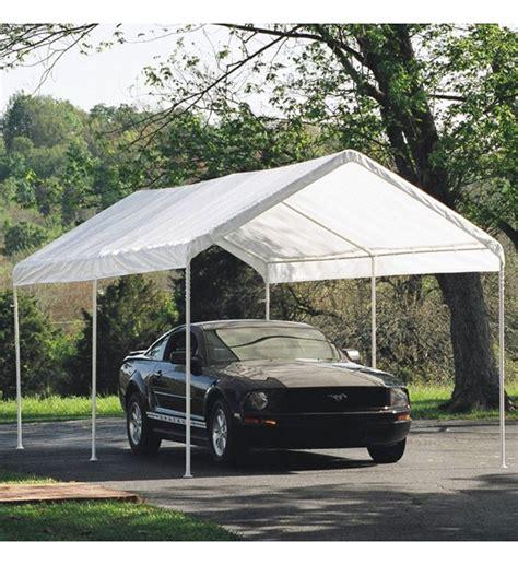 10 X 20 Metal Carport Shelterlogic 10 X 20 Carport Kit