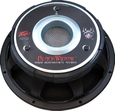 Speaker Black Spider 21 Inch speaker peavey 12 quot black widow 1201 8 bw 700w