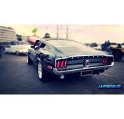 BULLITT 1968 Ford Mustang GT 390 Fastback Bullitt
