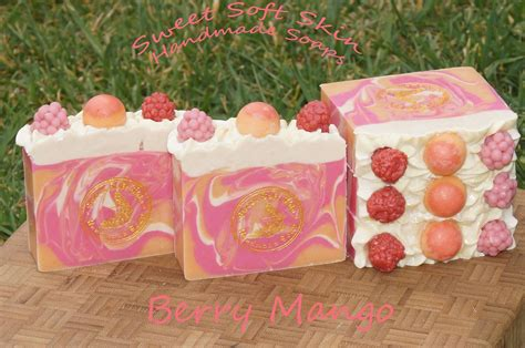 Beautiful Handmade Soaps - with margaret of sweet soft skin handmade soaps