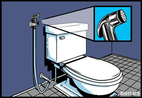 bidet plumbing diagram how to use a held bidet bidet org