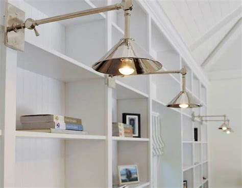 Bookcase Lighting Fixtures These Bookcase Lights Doors And Millwork Pinterest