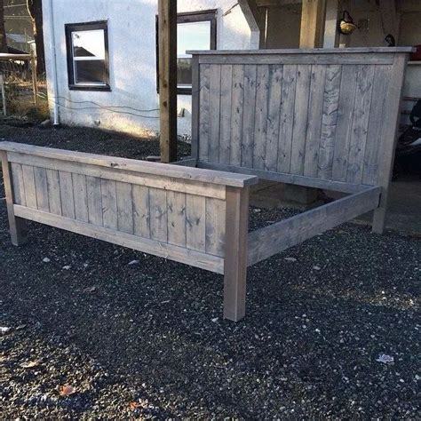 rugged rooster size bed frame home improvement