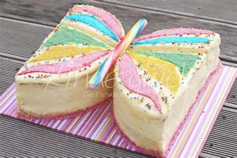 Torte Kindergeburtstag by Schmetterlingstorte Zum Kindergeburtstag Kindergl 252 Ck