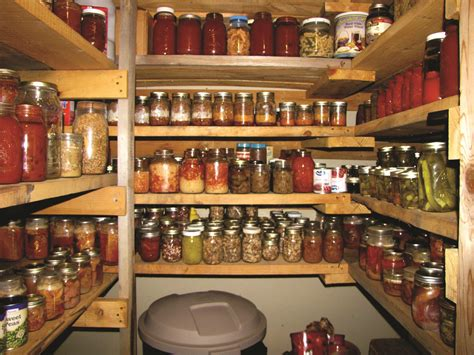 Best Shelf Food by Storing Food The Right Way