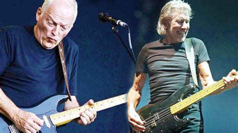 Waters Gilmour Comfortably Numb by David Gilmour V S Roger Waters Who S Performance Of