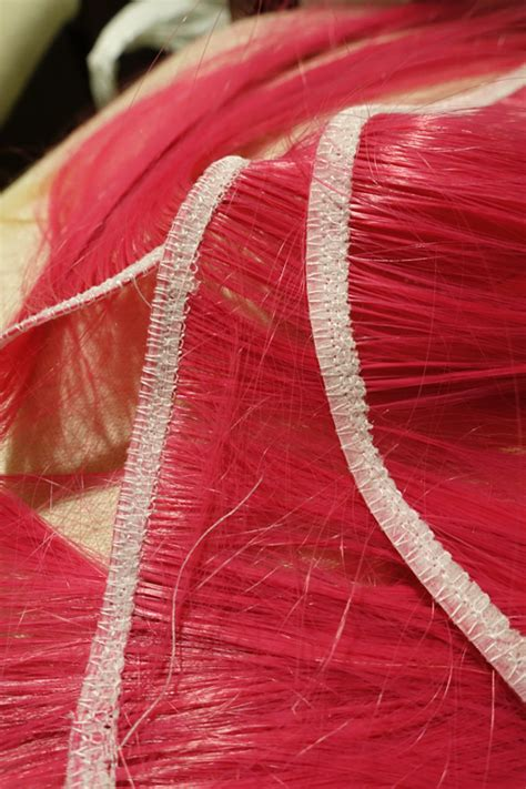 weft tutorial wig wig wefts tutorial by vc