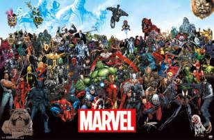All Marvel New Marvel Poster Lineup Shows No For And
