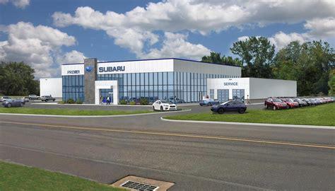 Premier Subaru Branford Ct by Construction Continues On The All New Premier Subaru