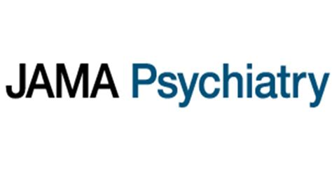 Research Letter Jama Psychiatry Delirium Could Accelerate Cognitive Decline In With Dementia