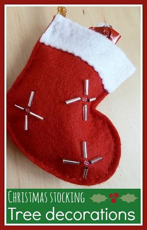 felt christmas stocking decoration templates s world parenting craft and travel felt decorations
