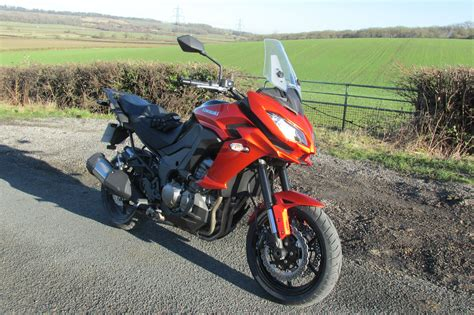 Kawasaki Road by Uk Road Test Kawasaki Versys 1000 Visordown
