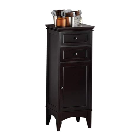 floor bathroom cabinet foremost 43 quot berkshire bathroom floor cabinet espresso