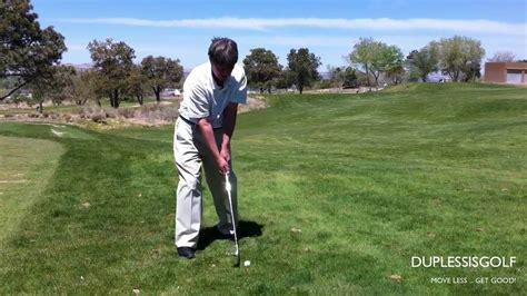 repeatable golf swing golf instruction high shot stops quick repeatable