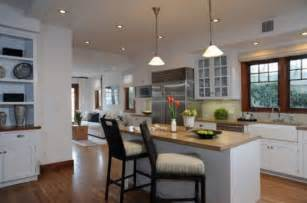 original kitchen islands built in seating pictures to pin picture of kitchen island and seating area in one