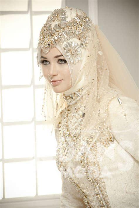 Gaun Pengantin 002 by Foto Menawan Gaun Pengantin Muslim Di Foto 2