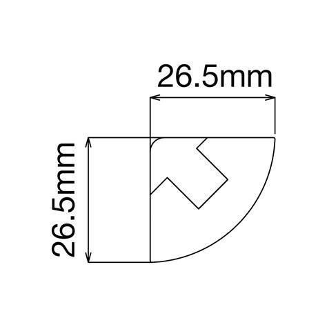 lade sottopensile unterbauleuchte mini corner touch 9w 900mm neutralwei 223