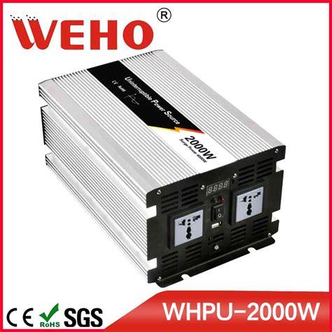 Power Inverter Charger 2000w Suoer 12v 220v 2000w Solar System Home quality 2000w 12v 220v solar panel inverter with charger buy solar panel inverter solar