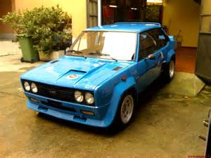 Fiat Abarth 131 Fiat 131 Abarth Stradale Image 14