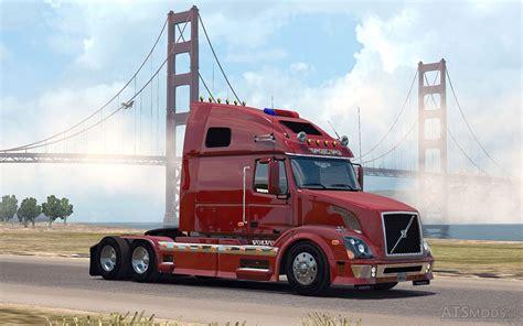 volvo vnl   ats    aradeth american truck simulator mods