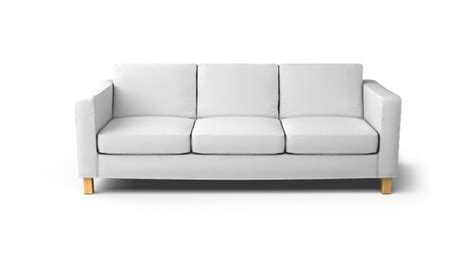 three on a couch karlanda 3 seater sofa cover comfort works custom slipcovers