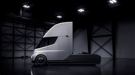 electric semi truck startup thor trucks jumps in the ring with tesla new
