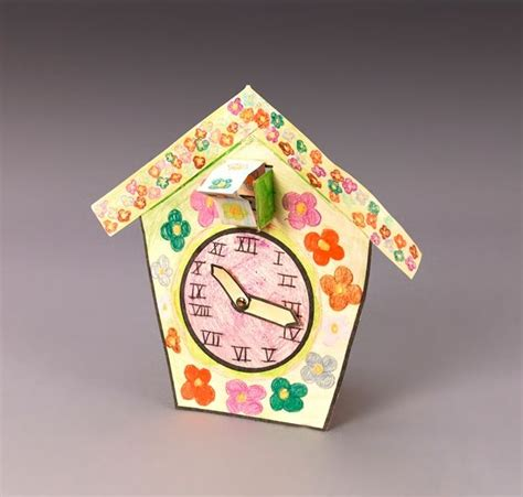 world thinking day cuckoo clock craft germany