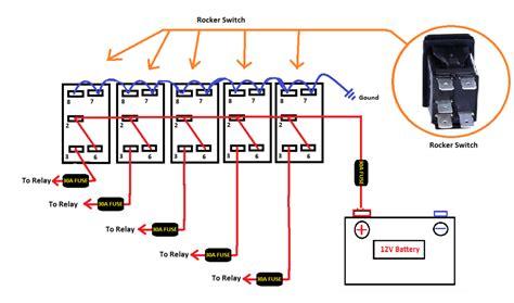 240v rocker switch wiring diagram wiring diagram