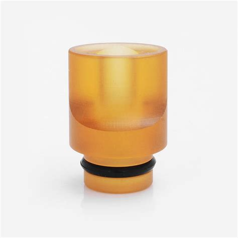 Best Product Vgod Pei Ultem Drip Tip Tricktank Pro R2 Rda Revolver Re liefeng brown pei 510 flat mouthpiece drip tip for rda