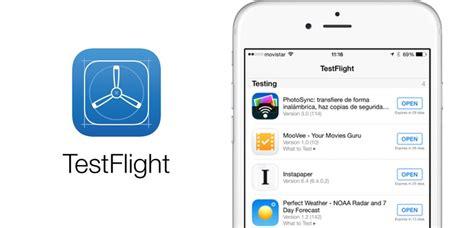 testflight android testflight se actualiza permitiendo descargar aplicaciones de hasta 150 mb con tarifa de datos