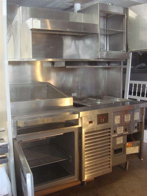 Taco Prep Table Station, Randell Taco Cart   CC101   001