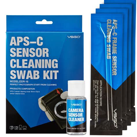Promo Cleaning Kit For Canon Nikon Wajib Punya dslr sensor cleaning swabs kit 12pcs with liquid cleaner solution for nikon canon sony aps c