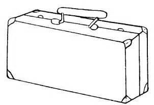blank suitcase template blank suitcase template clipart best