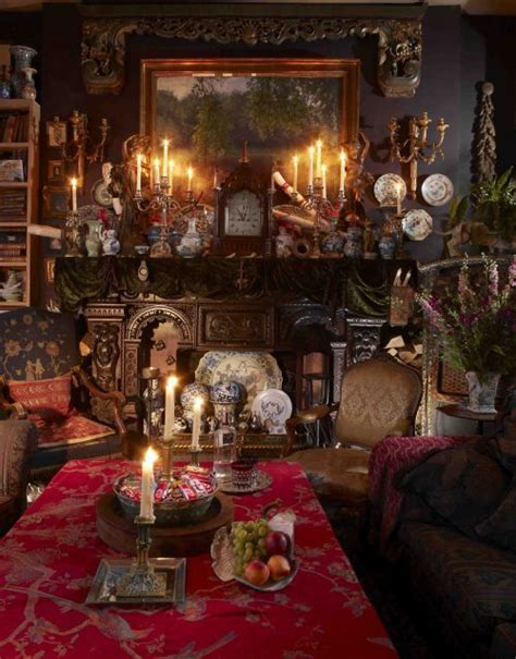 gothic victorian decor 25 best ideas about gothic living rooms on pinterest