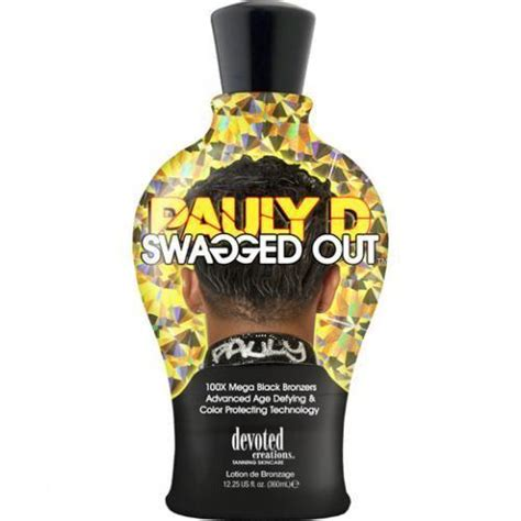 lotion voor tattoo bol com devoted creations pauly d swagged out 360 ml
