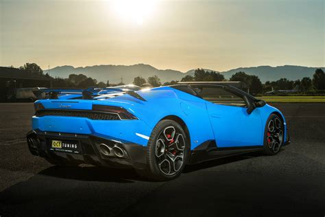 Lamborghini Spider by Official 805hp Lamborghini Huracan Spyder By O Ct Tuning