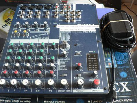 Terbaru Mixer Yamaha Mg82cx yamaha mg82cx image 765513 audiofanzine