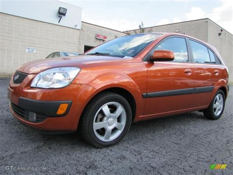 Kia 2006 Hatchback 2006 Kia Ii Hatchback Pictures Information And